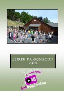 Leirbrosjyre 2018