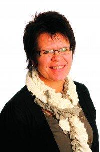 Aud Karin blir med på samlingen torsdag 29. august.