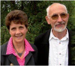 Haldis og Asle Reigstad