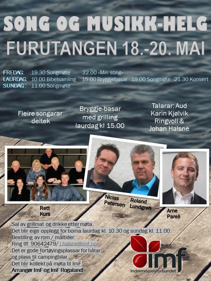 Plakat Furutangen 2018 ny
